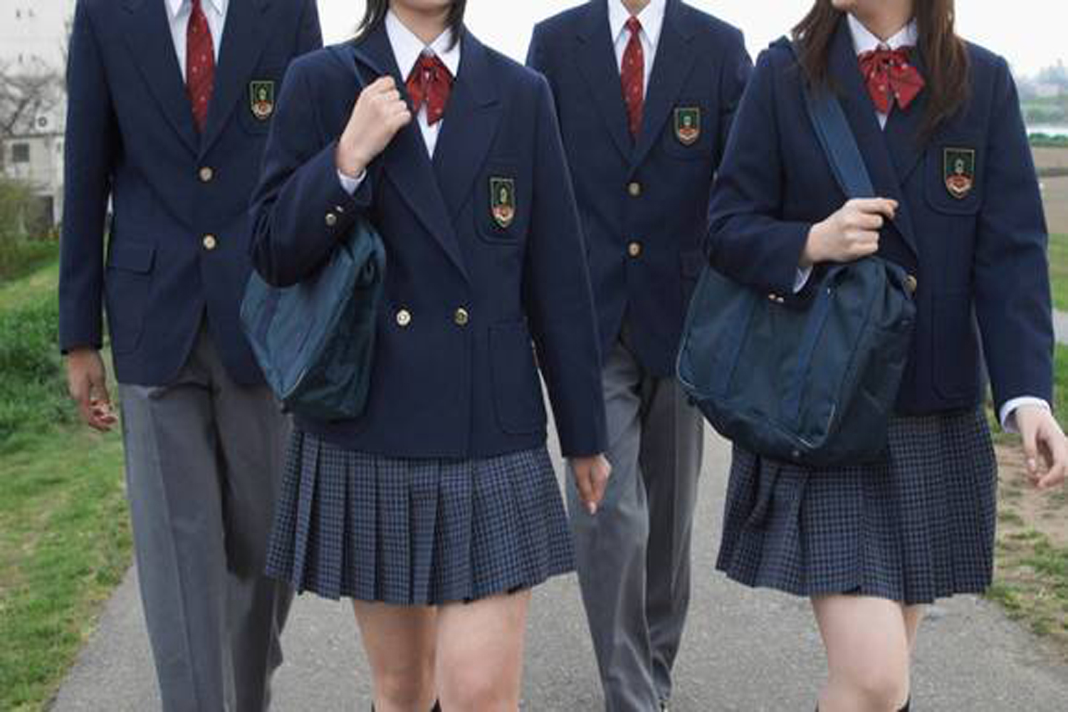 School Uniforms from JAM Brothers EMbroidery and UNiforms Blazer Skirt Pant Shirt Sportswear Formal Tie Shirt