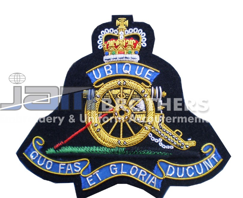 Bullion Badges (14) – JAM Brothers Embroidery & Uniforms