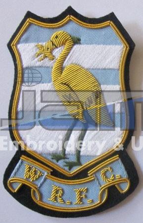 Bullion Badges (2) – JAM Brothers Embroidery & Uniforms