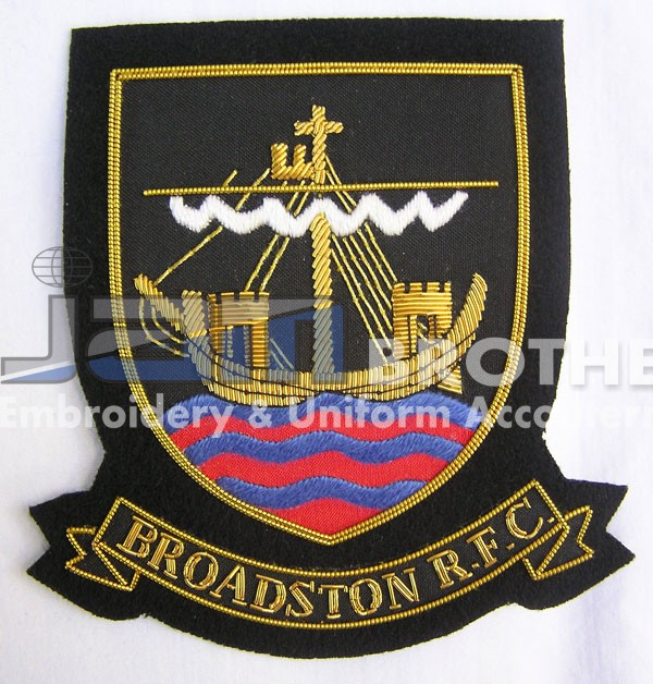 Bullion Badges (3) – JAM Brothers Embroidery & Uniforms