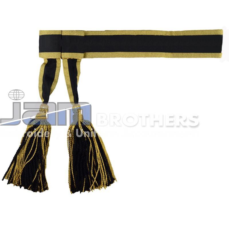 Officers Waist Sashes Army Navy Airforce Military Waist